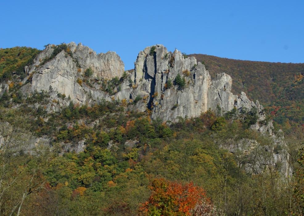 Seneca Rocks Wv >> Seneca Rocks West Virginia Epod A Service Of Usra