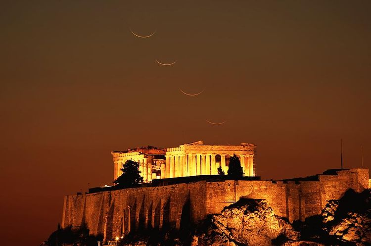 CrescentMoonParthenon