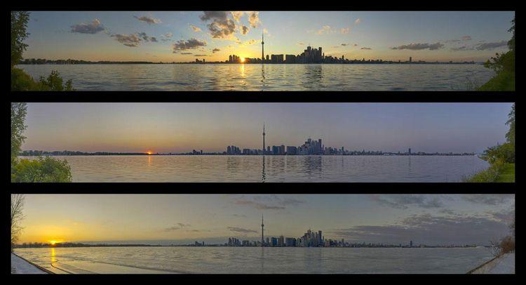 Toronto2008Sunsets