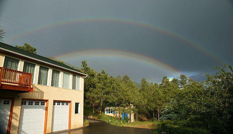 Triple-rainbow